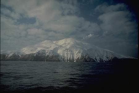 Kiska Volcano