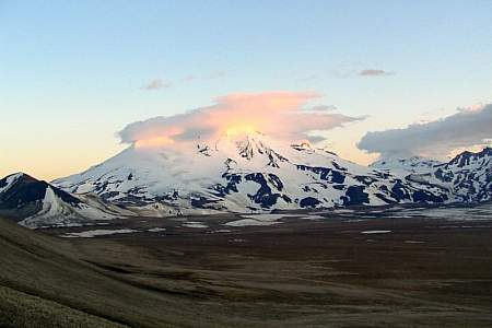 Mount Mageik Volcano