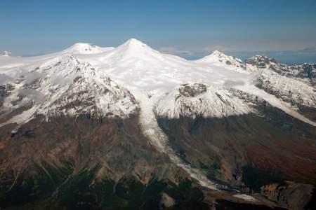 Mount Spurr Volcano