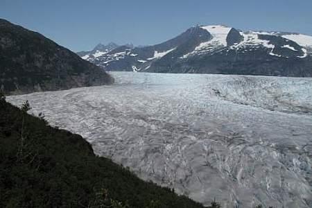 West Glacier Trail (Mendenhall Glacier)