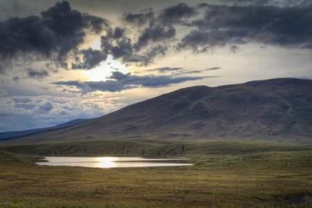 Chapman Lake & the Lost Patrol