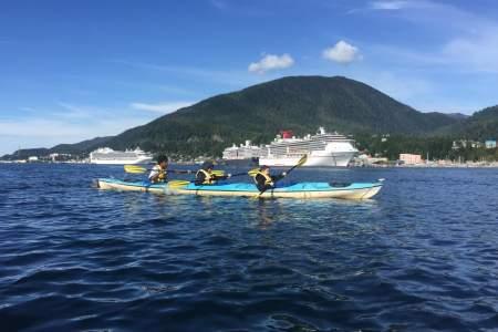 Alaska Kayak Company - Kayak & Hiking Tours