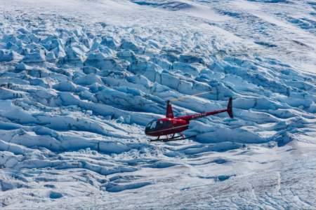 Alaska Ultimate Safaris Helicopter Flightseeing