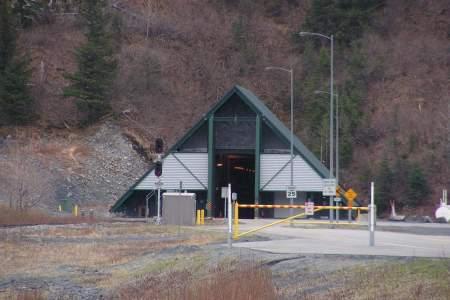 Whittier Tunnel: Anton Anderson Memorial Tunnel