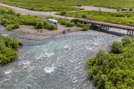Clearwater Creek Wayside MP 55.5