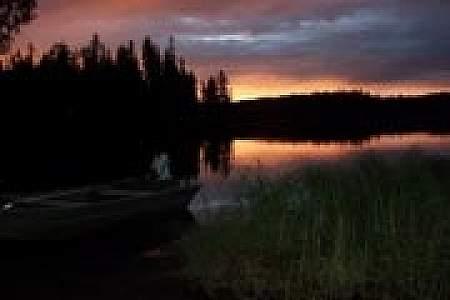 Sweetwater Lake Cabin