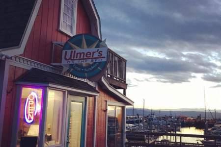 Ulmer's Drug & Hardware Homer Spit