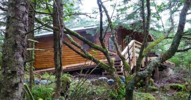 White Sulphur Springs Cabin Alaska Org