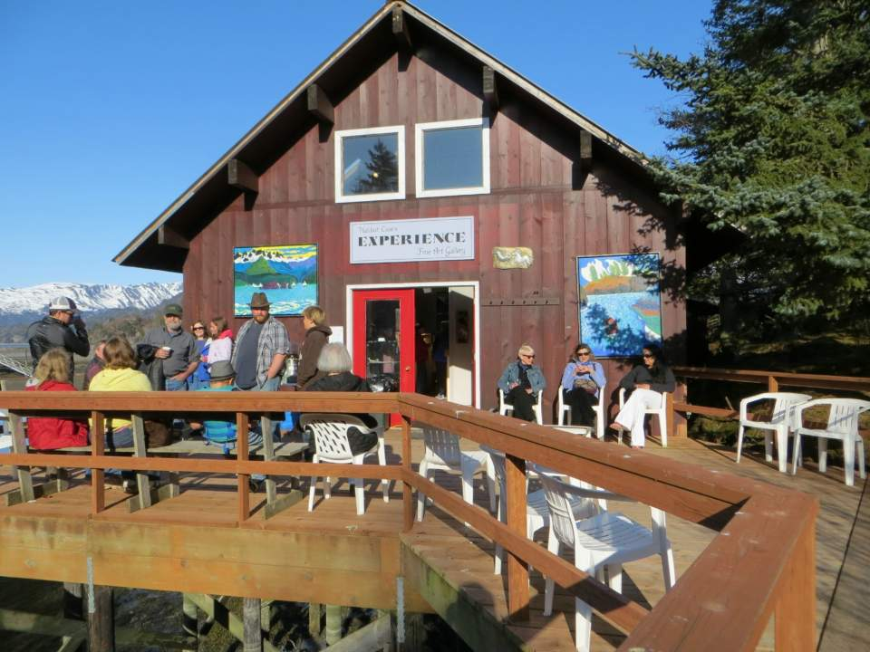 Makes a great spot for parties, special events, or weddings