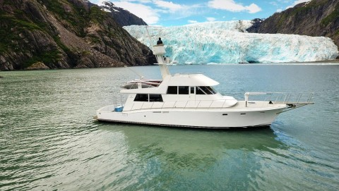 All itineraries are custom. Linger in front of glaciers, search for wildlife, and more