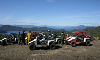 Alaska adventure kart expedition ketchiikan Adventure Kart Expedition 16 alaska kart expedition