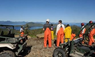 Alaska adventure kart expedition ketchiikan Adventure Kart Expedition 1 alaska kart expedition