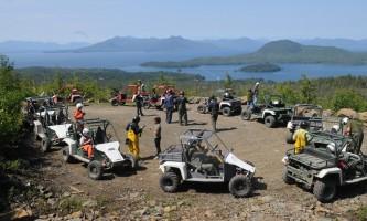Alaska adventure kart expedition ketchiikan Adventure Kart Expedition 8 alaska kart expedition