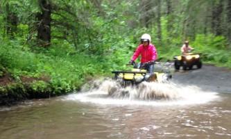 Girdwood akatvpequinwater alaska atv adventures