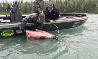 Alaska Joerelease Alaska Fishing with Mark Glassmaker