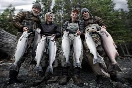 Alaska Fishing with Mark Glassmaker