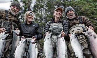 Alaska Fishing with Mark Glassmaker tom alaska