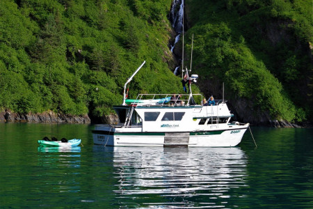 Alaska Fjord Charters - Private Multi-Day Adventures