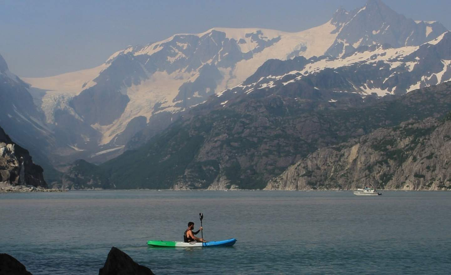 Alaska Fjord Charters is a refreshing get-away from the crowds