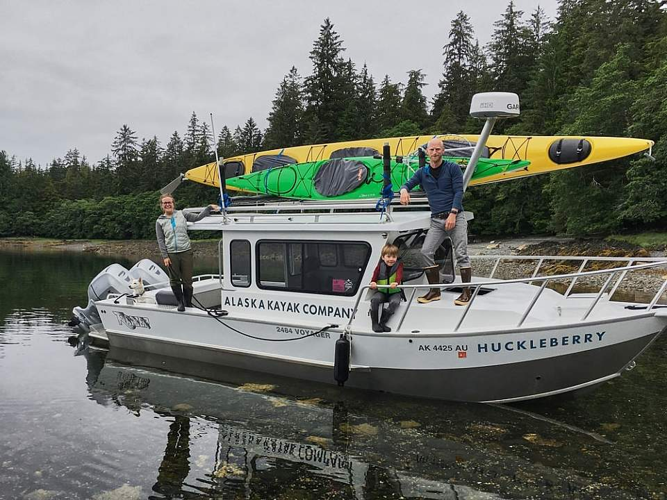 Alaska Kayak Company is family-owned and operated, sharing the best local spots with visitors