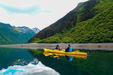 Alaska Kayak Exploration - 180