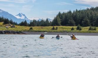 Alaska mountain guides sea kayaking AMG FIP 452019