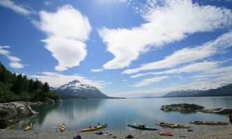 Alaska mountain guides sea kayaking Sea Kayaking Glacier Bay 132019