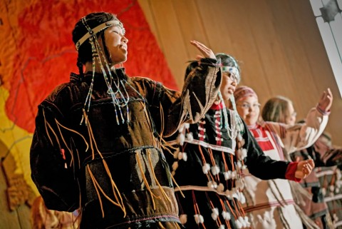 Watch traditional dance - visitors are sometimes invited to join!