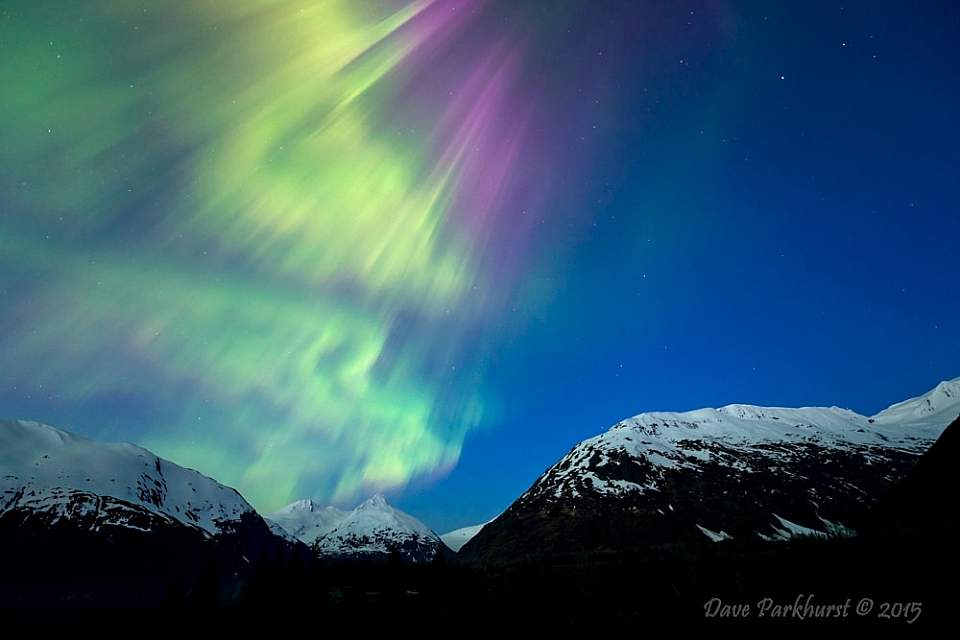 Nothing compares to Alaska's northern lights