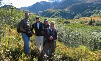 Alaska Nature Guides Wilderness Hike 52019