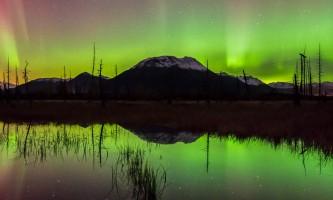 Anchorage aurora quest Turnagain Near Ingram Creek anchorage aurora quest