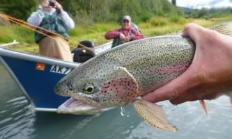 Alaska River Adventures Fishing P10206052019