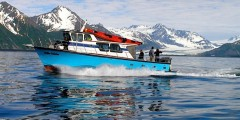 Alaska Saltwater Small Group Tours