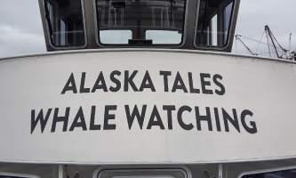 Alaska Tales Whale Watching Brian part0