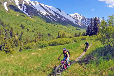Alaska Trail Guides