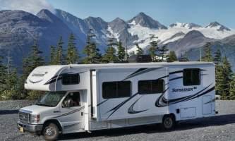 Alaska highway cruisessunseeker 10 rv