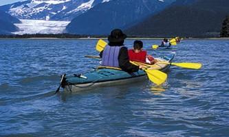 Glacier view sea kayaking juneau kayak 2