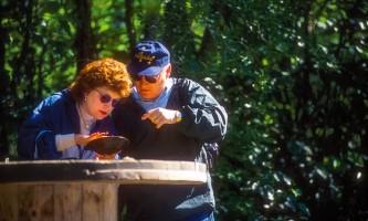 Historic gold mining panning adventure goldpanning5 Alaska Travel Adventures