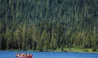 Rain forest canoe adventures Rain Forest Canoe 1