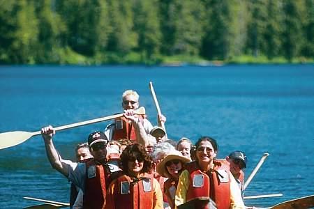 Rainforest Canoe Adventure and Nature Trail