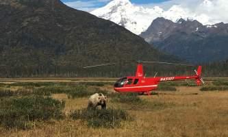 Alaska ultimate safaris helicopter flightseeing IMG 31662019