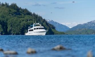 Alaskan luxury cruises Seamistlowagainstgreen