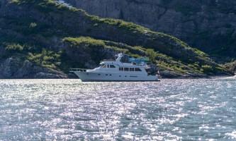 Alaskan luxury cruises Seamistsidemediumrocksandbrush