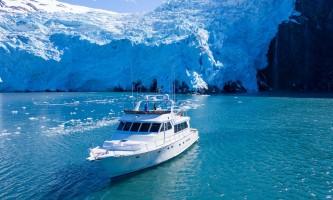 Alaskan luxury cruises Seamistfrontquarterglacier