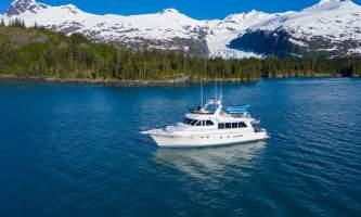 Alaskan luxury cruises Seamistsidehighmountains
