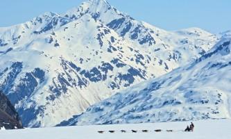 Alpine air alaska girdwood glacier dogsledding DSC 0528 Alaska Channel