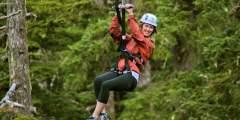 Alpine Zipline Adventure
