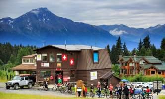 RKP Aly Enduro 2015 7 of 170 alaska hotel alyeska girdwood resort summer mountain biking hiking trails