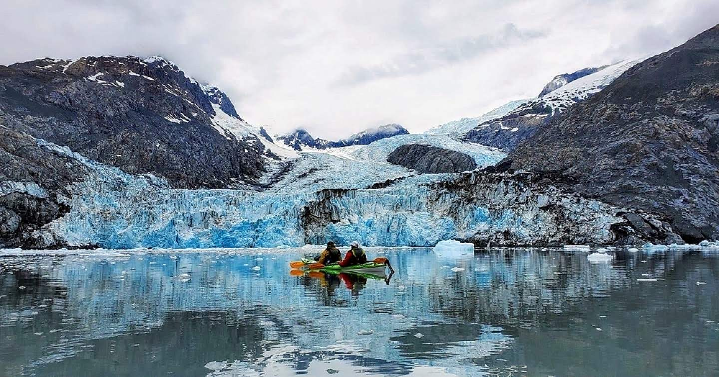 Multi-day kayak and camping trips allow you to discover more of Prince William Sound