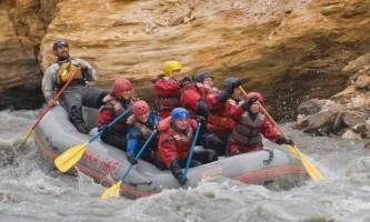 Explore denali rafting exploredenalirafting Rafing at Denali Park Village